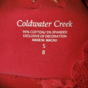 Coldwater Creek Tops - Women's Top Size Small